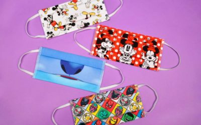 Disneyland Paris Donates Proceeds from Sales of Reusable Face Masks to Local Medical Centers