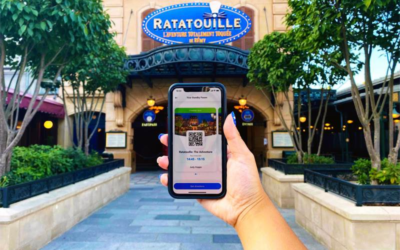 "Disneyland Paris to Launch New Digital ""Standby Pass"" To Allow More Social Distancing"