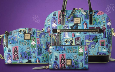 shopDisney Introduces Dooney & Bourke Haunted Mansion Collection