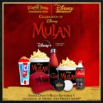 "El Capitan Theatre Celebrating Release of ""Mulan"" on Disney+ With Exclusive Pins and Concessions Items"
