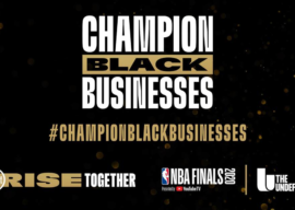 "ESPN and The Undefeated to #ChampionBlackBusinesses during NBA Finals With ""Shark Tank"" Mentors"
