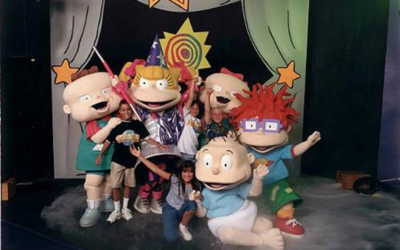 Extinct Attractions - Rugrats Magic Adventure