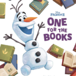 "Childrens Book Review: ""Frozen 2: One for the Books"""