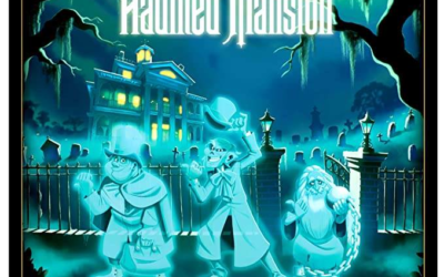 "Funko Releasing ""The Haunted Mansion - Call of the Spirits"" Board Game Later This Month"