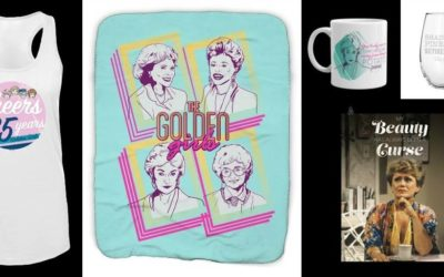 "ABC Shop Commemorates 35 Years of ""The Golden Girls"" with Attire and Household Goods"