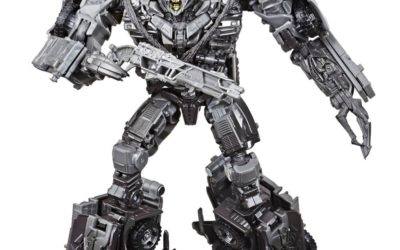 "Hasbro Pulse Reveals ""Universal Studios As Seen In Parks Megatron"" Figure"