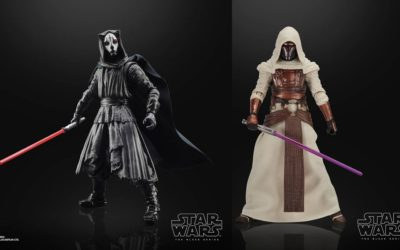 Hasbro Star Wars: The Black Series Gaming Greats Action Figures Now Available for Pre-Order