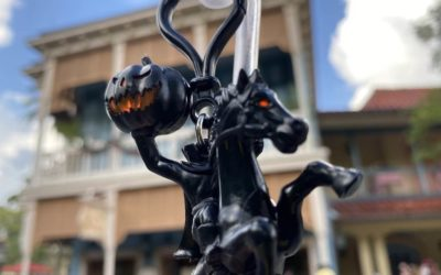 Headless Horseman Dole Whip Rides into Magic Kingdom