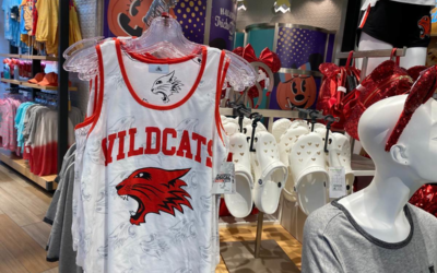 """High School Musical"" Merchandise Appears at Disney Springs"