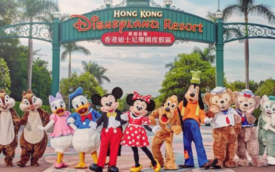 Hong Kong Disneyland Reopening September 25th With 5-Day Operating Schedule