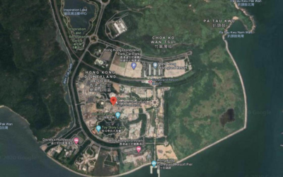 Hong Kong Government Won't Extend Disney's Option to Develop Land Around Hong Kong Disneyland, Expires September 25th