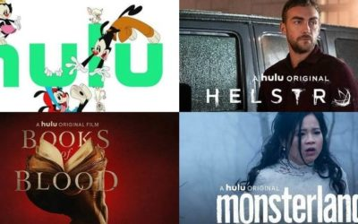 "Hulu's ""Animaniacs,"" ""Monsterland"" and More Coming New York Comic-Con"