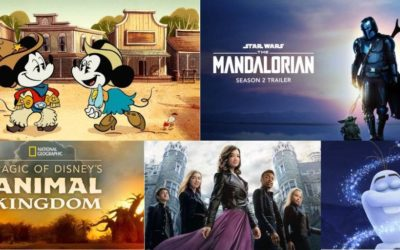 Disney+ Shares Highlights of Fall Lineup Through End of November