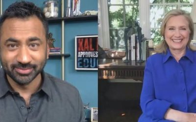 """Secretary Hillary Clinton to Appear on Freeform's """"Kal Penn Approves This Message"""""""