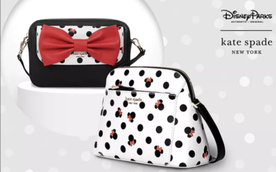Minnie Mouse Icon Collection by kate spade new york Pops on to shopDisney