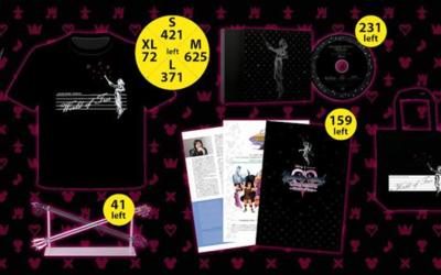 Kingdom Hearts Orchestra World of Tres Merchandise Released Online September 24th