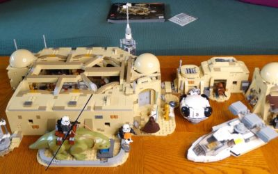 "LEGO Review: Star Wars Mos Eisley Cantina from ""Episode IV: A New Hope"""