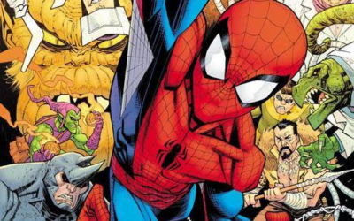"Marvel Comics Releases Trailer for ""The Amazing Spider-Man"" #850 Featuring Green Goblin"