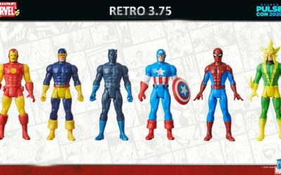 Marvel Legends Revealed at Hasbro PulseCon 2020