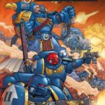 """Marvel Shares First Look at Cover, Trailer for """"Warhammer 40,000: Marneus Calgar #1"""""""