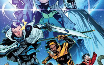 "Marvel Comics Announces New X-Men Series ""S.W.O.R.D."" Coming This December"