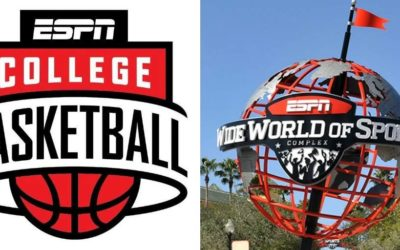 Men's College Basketball Events to Kick of 2020-2021 Season Possibly Heading to Walt Disney World