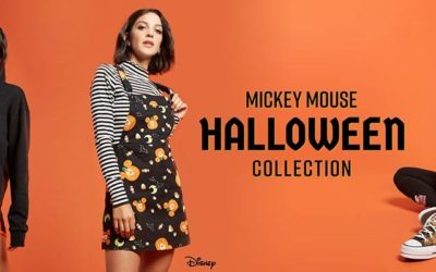 Mickey Mouse Halloween Collection Arrives at Hot Topic