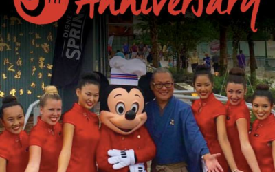 Morimoto Asia Celebrates Their 5th Anniversary at Disney Springs with Special Menu and $5.00 Options