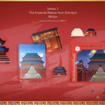 Disney Castle Collection Wave 3 - Mulan Coming September 4th from shopDisney