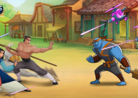 """Mulan"" Themed Offers Come to Disney Mobile Games"