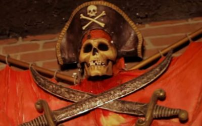 New Ride and Learn Video Focuses on Disneyland's Pirates of the Caribbean