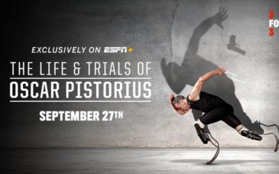 "ESPN Shares Official Trailer for ""The Life and Trials of Oscar Pistorius"" Coming to ESPN+ September 27"