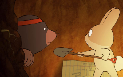 "2D Animated Short ""Burrow"" To Premiere With Pixar's ""Soul"" In Theaters on November 20th"