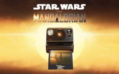 "Reap Instant Rewards with New Polaroid Camera and Film Inspired by ""The Mandalorian"""