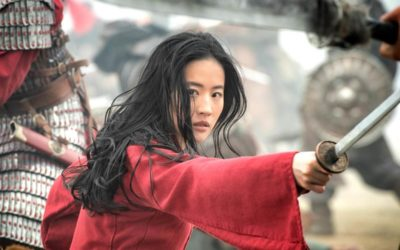 "Q&A - Star Yifei Liu and Director Niki Caro Discuss Disney's Live-Action Reimagining of ""Mulan"""
