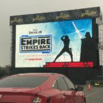 """Recap: D23 Hosts 40th Anniversary Drive-In Screening of """"The Empire Strikes Back"""" in Southern California"""
