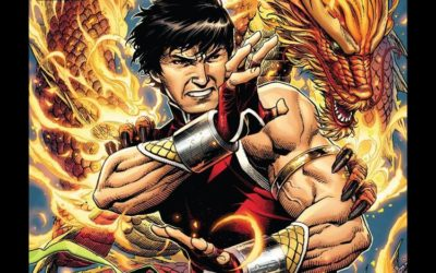 "Review - Marvel's ""Shang-Chi #1"" is an Action-Packed Adventure"