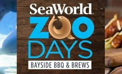 SeaWorld San Diego to Open Indoor Zoological Exhibits During Zoo Days: Bayside BBQ & Brews