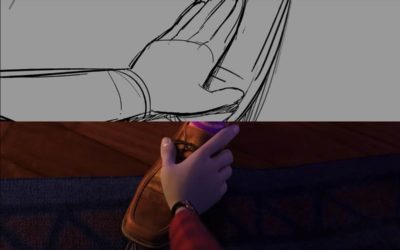 "See the Storyboard Process for a Magical Scene from ""Onward"" In New Side-By-Side Video From Pixar"