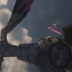 "Varko Grey Escapes the New Republic in EA Games' Short Film Teaser for ""Star Wars: Squadrons"""