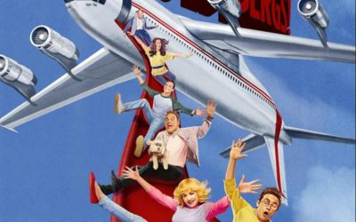 "ABC Releases Poster and Trailer for ""Airplane!"" Inspired Season 8 Premiere of ""The Goldbergs"""