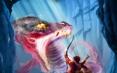 """Rick Riordan, Guest Authors Join Virtual Tour for Release of """"The Tower of Nero"""""""