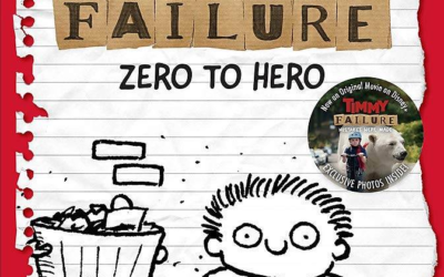 "Book Review: ""Timmy Failure: Zero to Hero"""