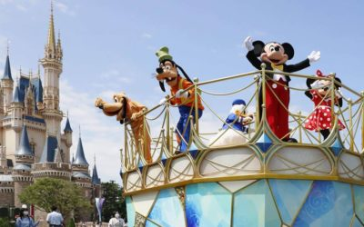 Tokyo Disney Resort Operator Cuts Winter Bonuses for Cast Members