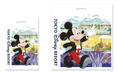 Tokyo Disney Resort to Charge Small Fee for Plastic Shopping Bags Starting October 1