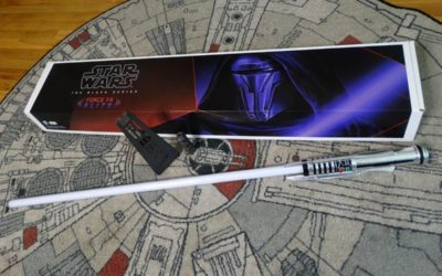 Toy Review: Hasbro Star Wars The Black Series Force FX Elite Darth Revan Lightsaber