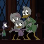 """TV Review: """"DuckTales"""" Season 3, Episode 8 - """"The Phantom and the Sorceress!"""""""