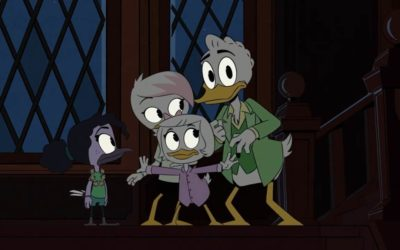"TV Review: ""DuckTales"" Season 3, Episode 8 - ""The Phantom and the Sorceress!"""