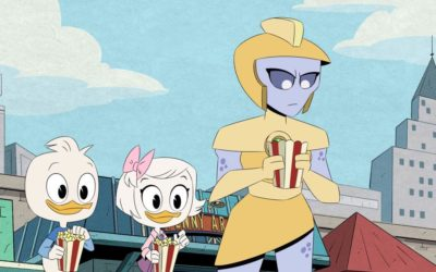 "TV Review: ""DuckTales"" Season 3, Episode 9 - ""They Put A Moonlander On the Earth!"""