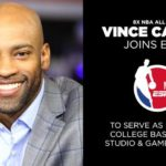 Vince Carter Signs Multi-Year Contract Joining ESPN as NBA, College Basketball Analyst